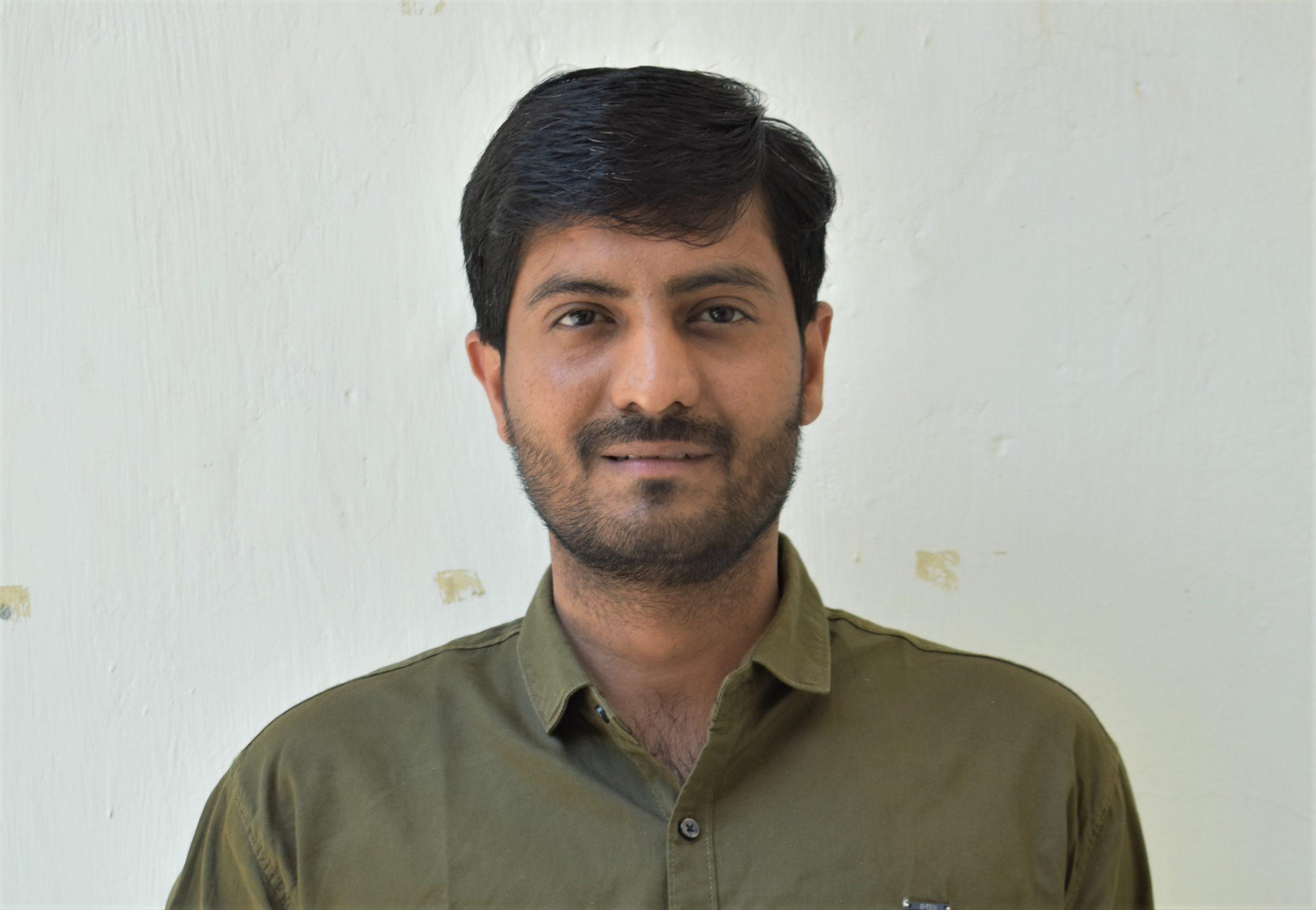 Mr. Hardikkumar Janardan Purohit