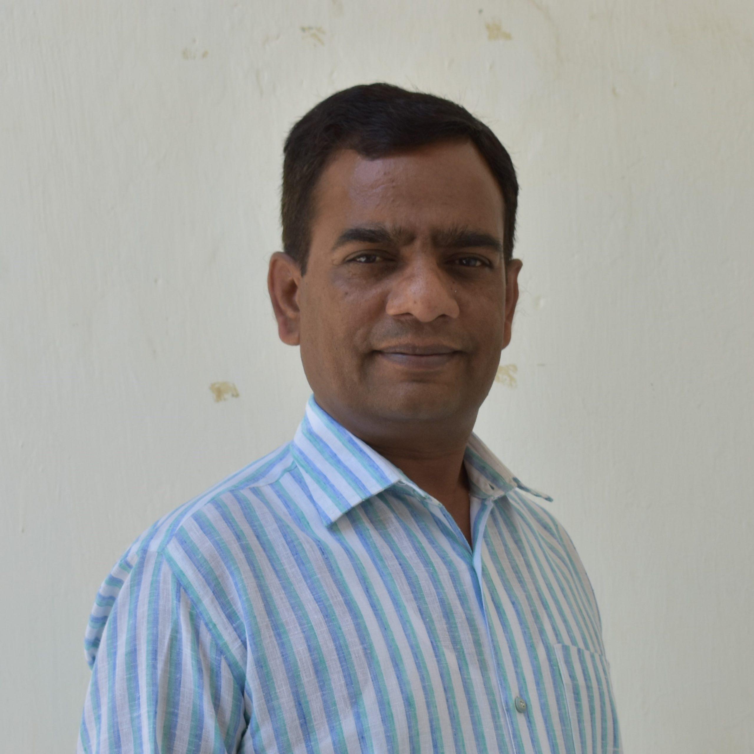 Mr. Jayeshkumar Amrutlal Patel