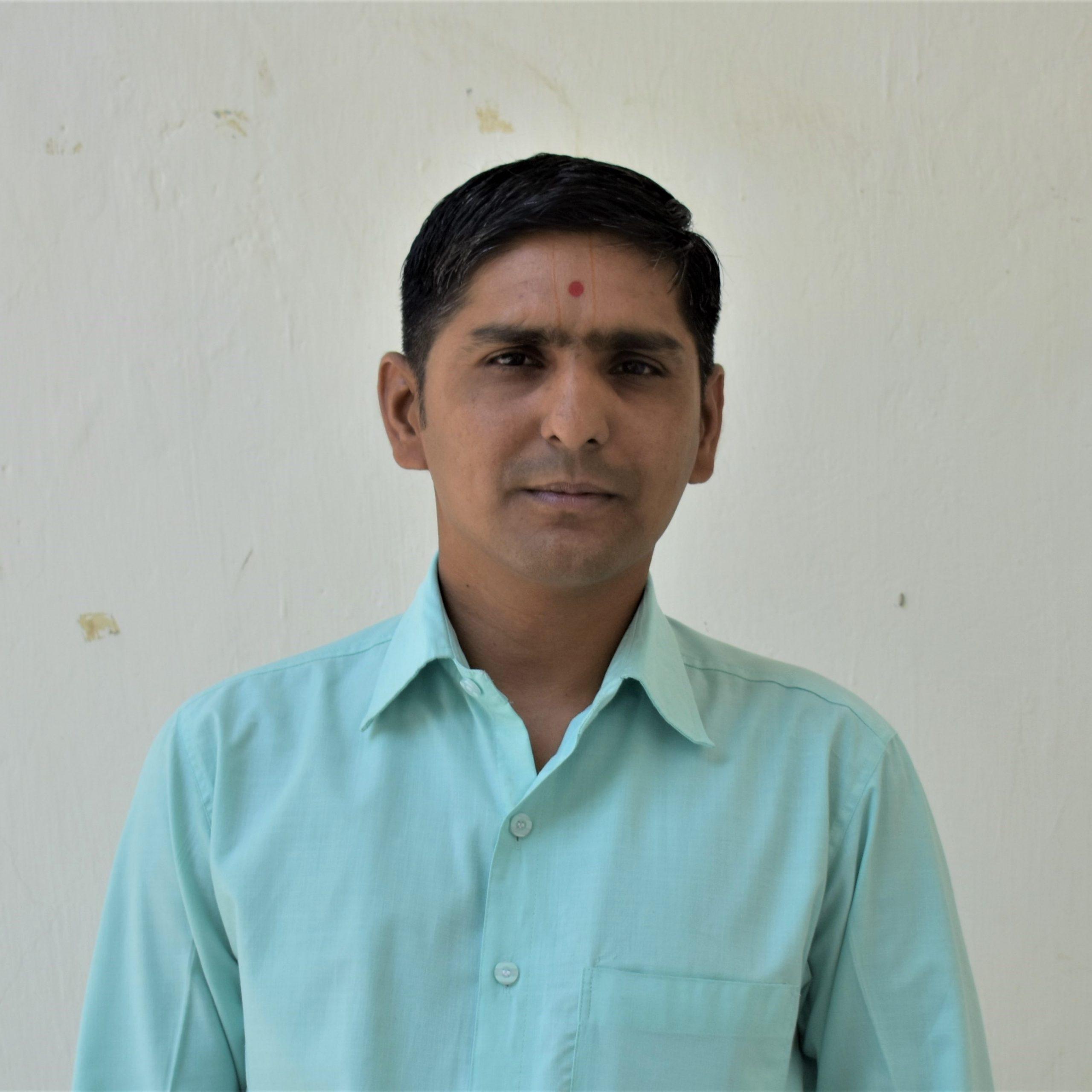 Mr. Vipul B. Prajapati